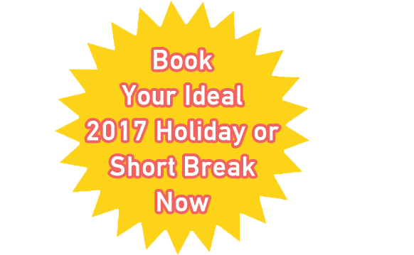 Book now for Summer 2017